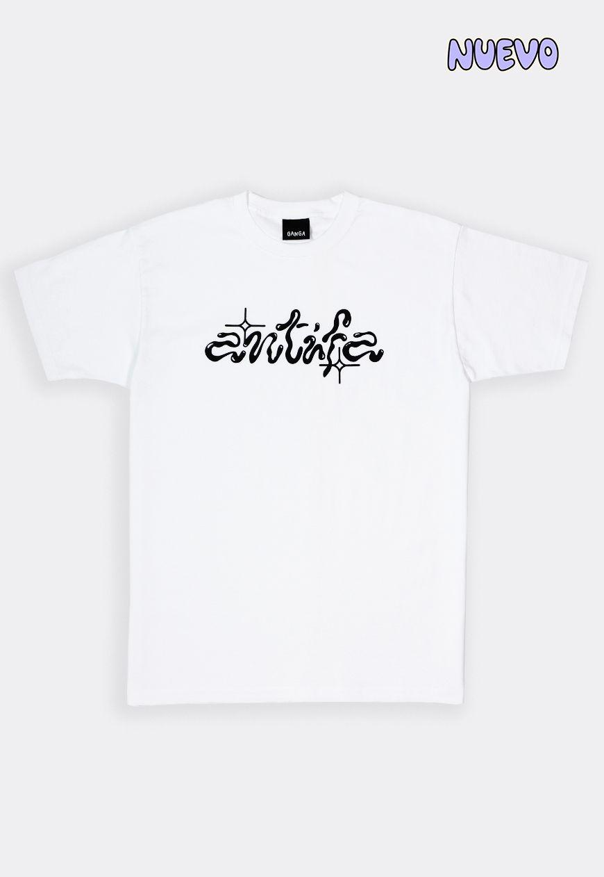 camisetaantifagangaxlacingara